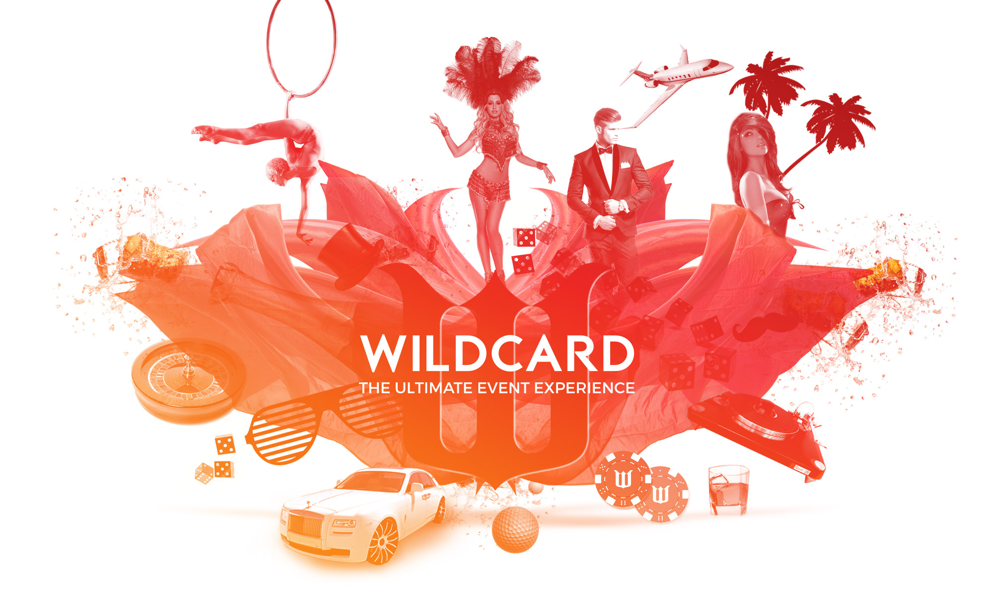 Wildcard event experience
